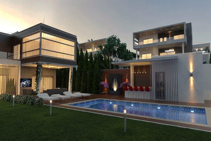 Luxury 6 bedroom villas for sale in Limassol, Mouttagiaka01