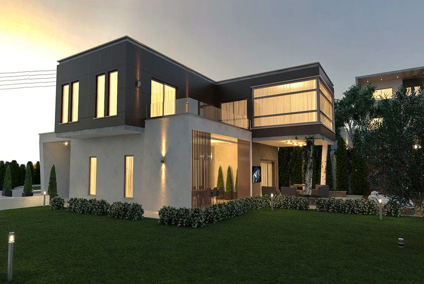 Luxury 6 bedroom villas for sale in Limassol, Mouttagiaka02