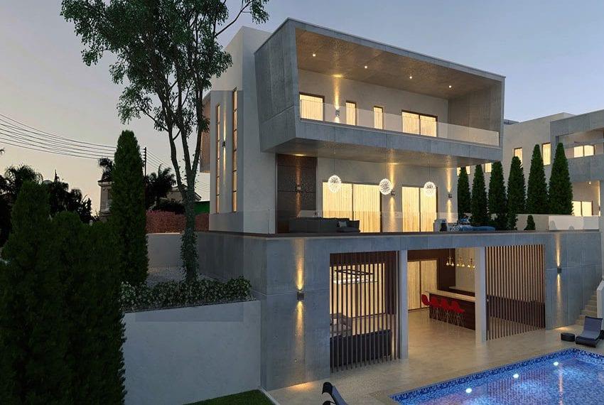 Luxury 6 bedroom villas for sale in Limassol, Mouttagiaka06