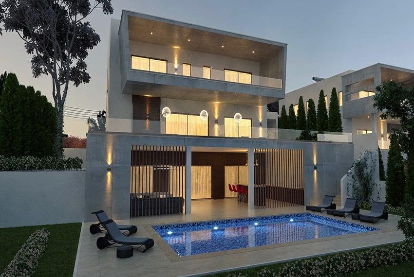 Luxury 6 bedroom villas for sale in Limassol, Mouttagiaka07