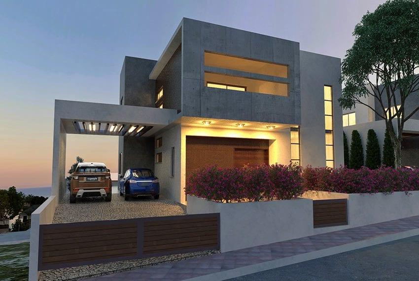 Luxury 6 bedroom villas for sale in Limassol, Mouttagiaka10