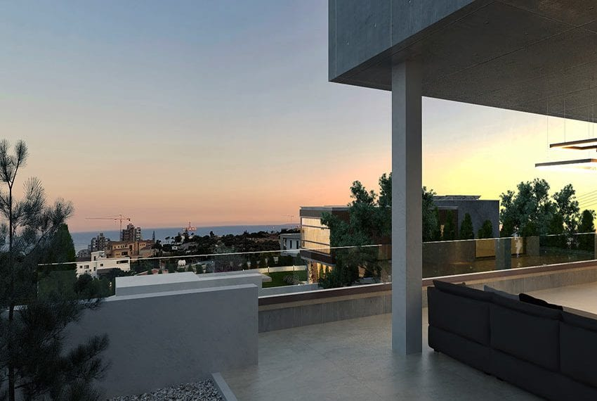 Luxury 6 bedroom villas for sale in Limassol, Mouttagiaka11