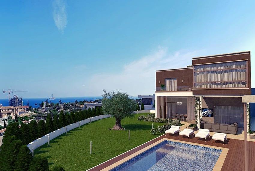 Luxury 6 bedroom villas for sale in Limassol, Mouttagiaka12