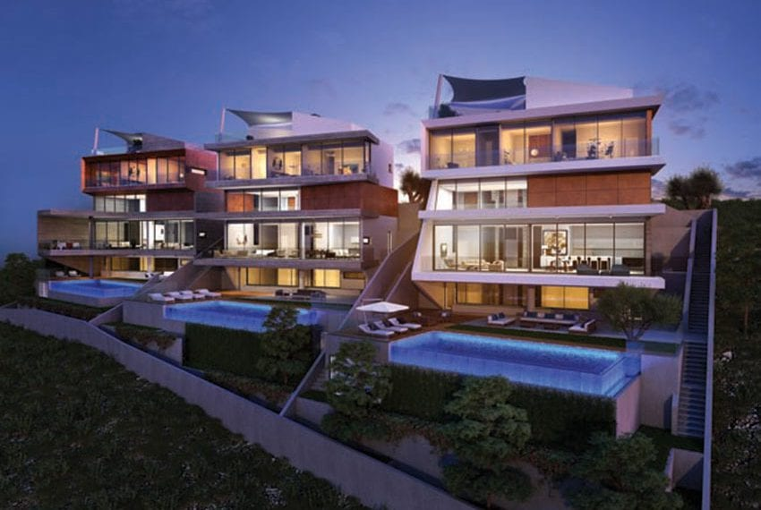 Luxury villa on 5 levels limassol01