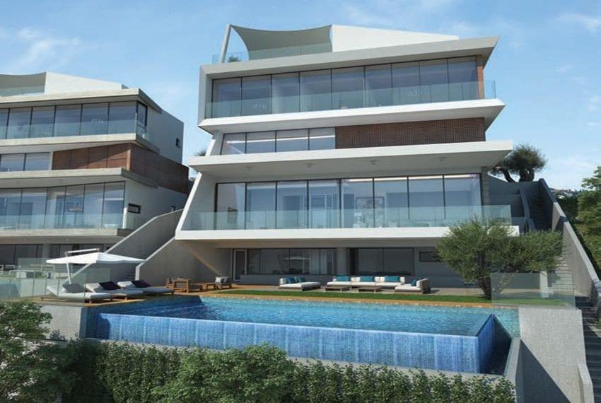 Luxury villa on 5 levels limassol02