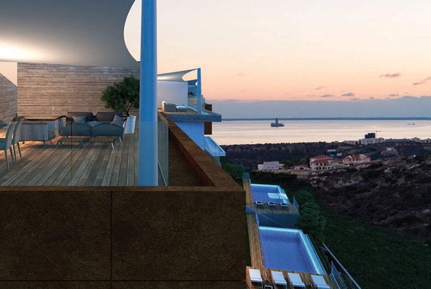 Luxury villa on 5 levels limassol03