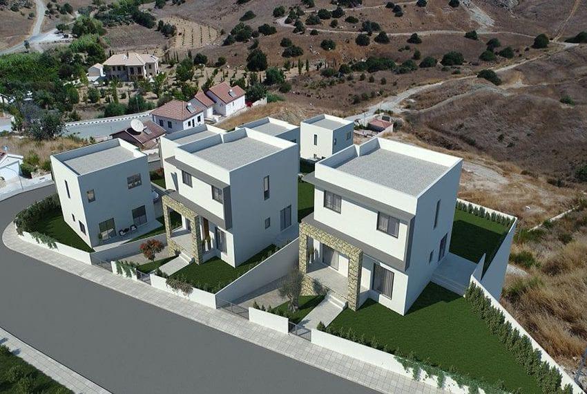 Modern house for sale in Foinikaria village, Limassol