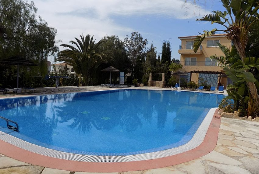 Peyia gardens 4 bedroom villa with private pool