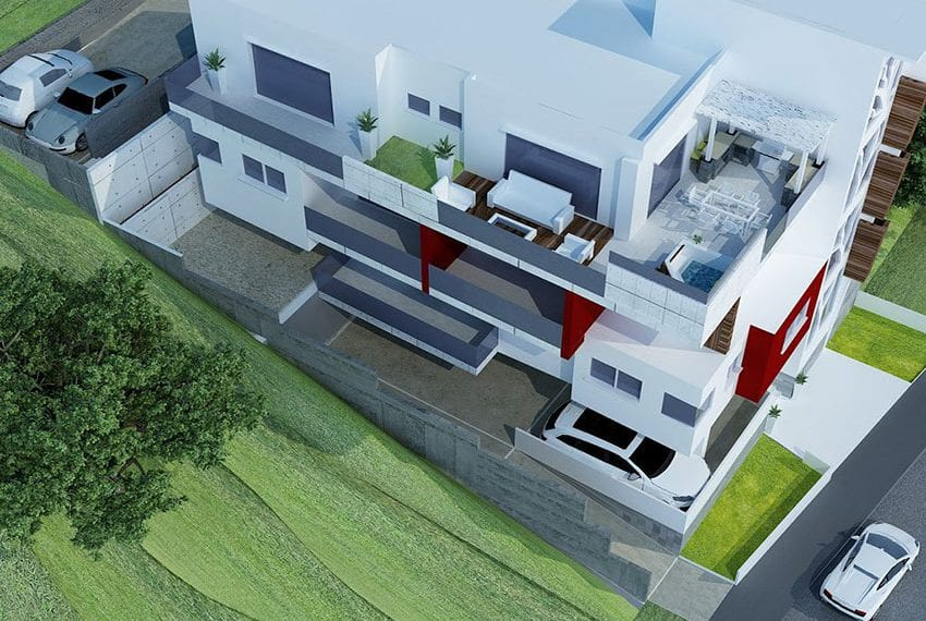 Luxury residential building for sale in Limassol