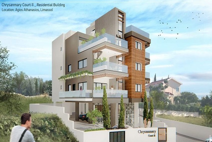 Boutique residences apartment for sale Limassol