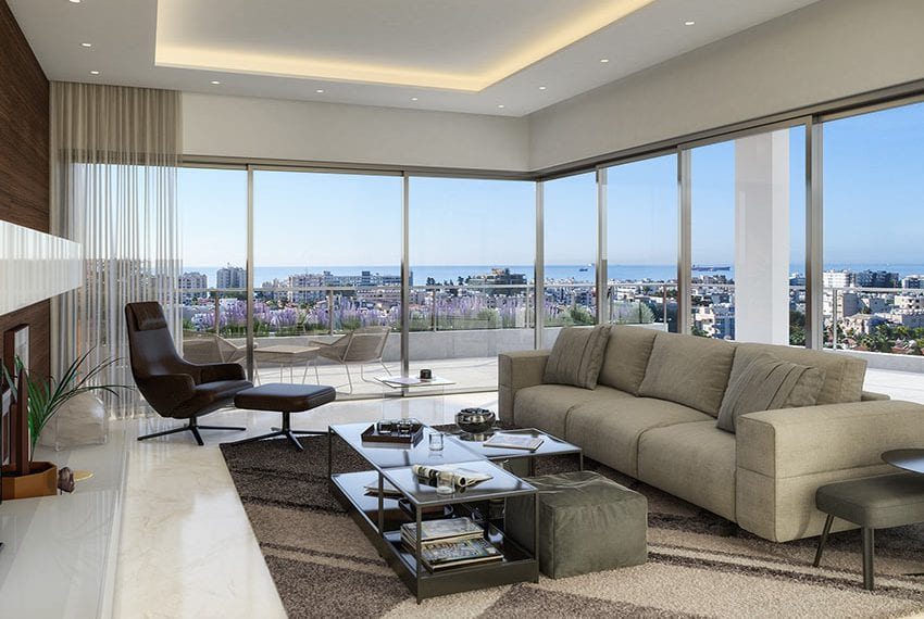 Cyprus residency apartments for sale