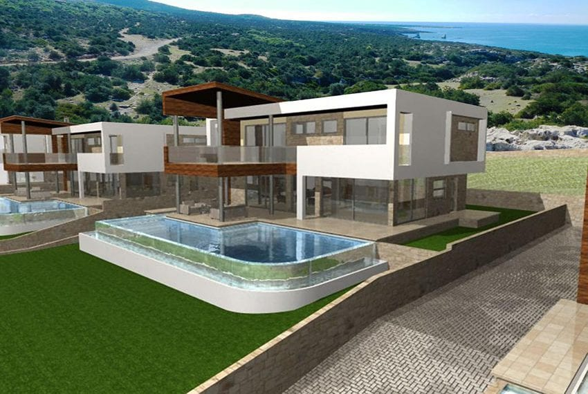 Luxury villas for sale in Akamas Paphos