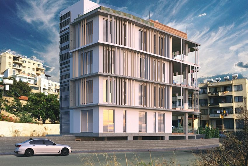 Luxury apartments for sale in Pafos, Cyprus - Cyprus Direct