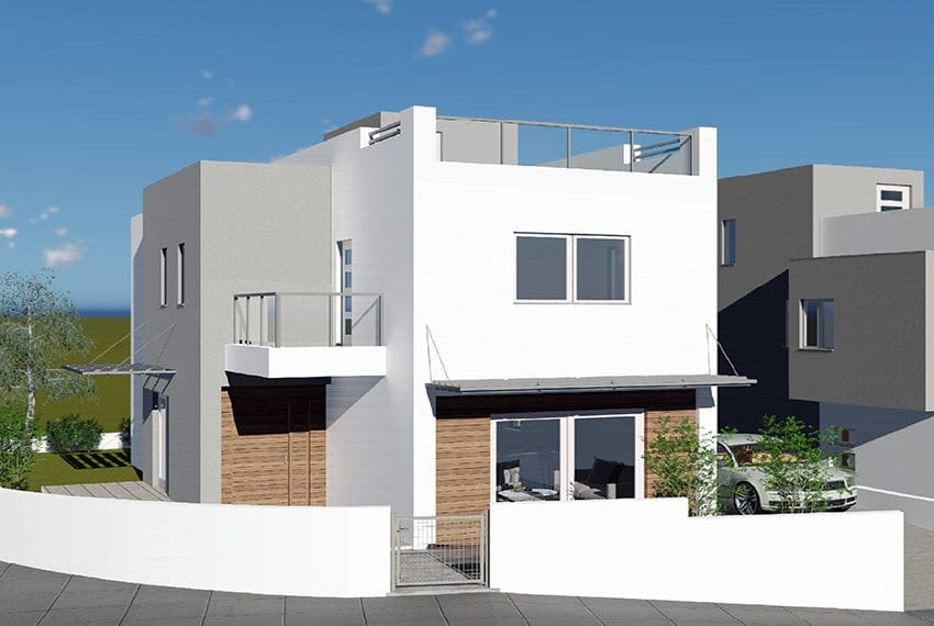 Villas suitable for permanent residency Cyprus
