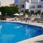 Corner townhouse for sale in Kissonerga, Paphos
