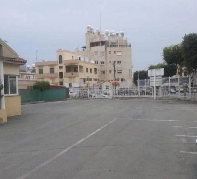 Plot of land for sale in Limassol Omonia
