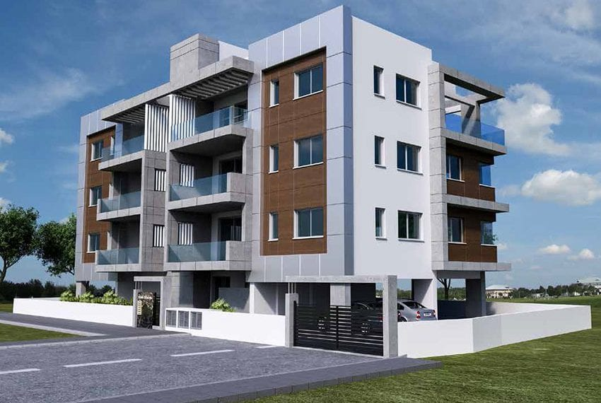 3 bed residential apartment Mesa Getionia Limassol