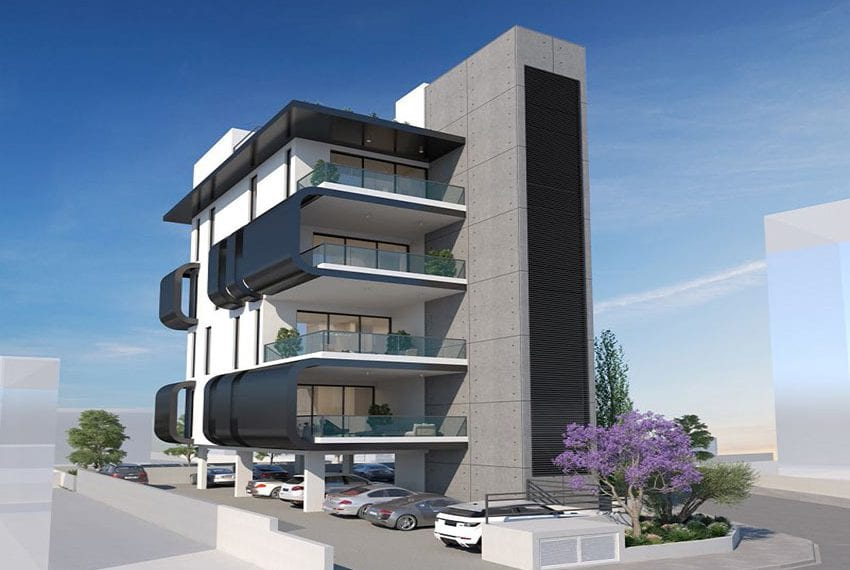 Ultra modern residential apartments for sale Limassol04