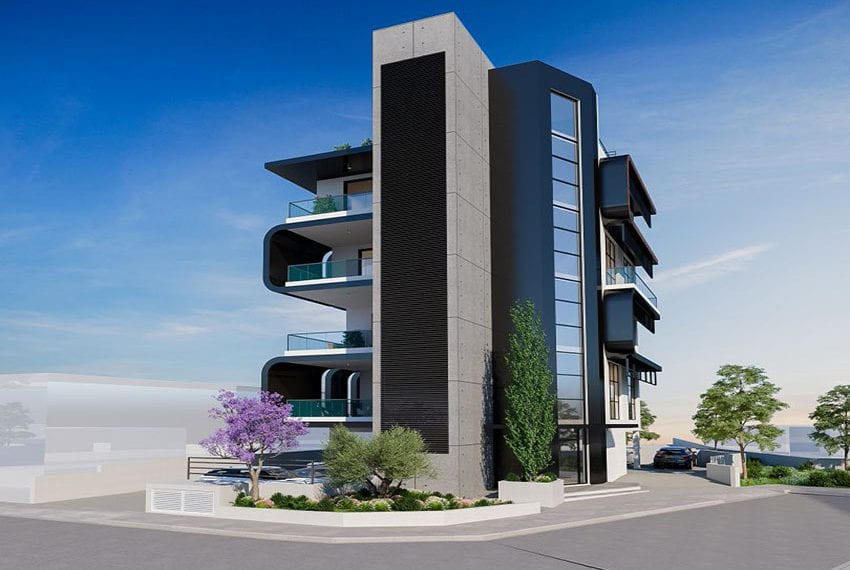 Ultra modern residential apartments for sale Limassol07