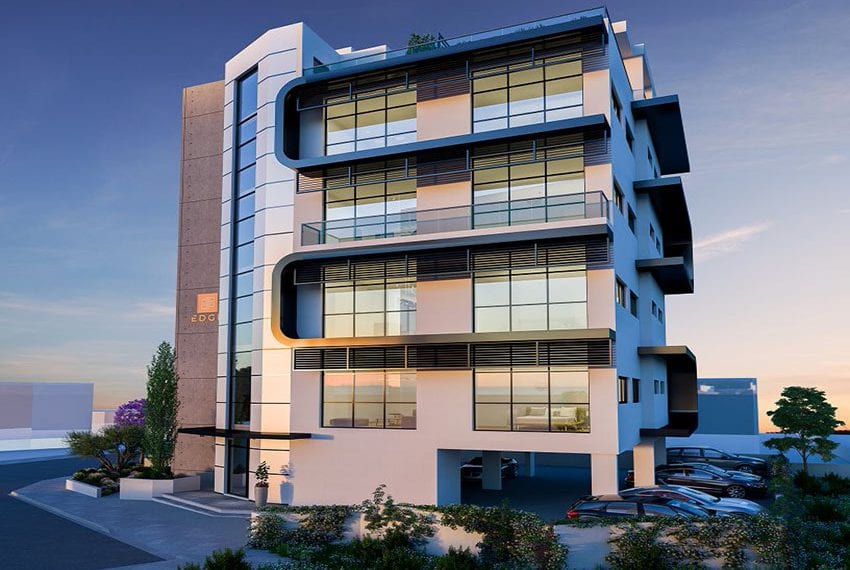Ultra modern residential apartments for sale Limassol08