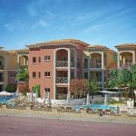 Luxury 2 bed flats for sale in Paphos down town