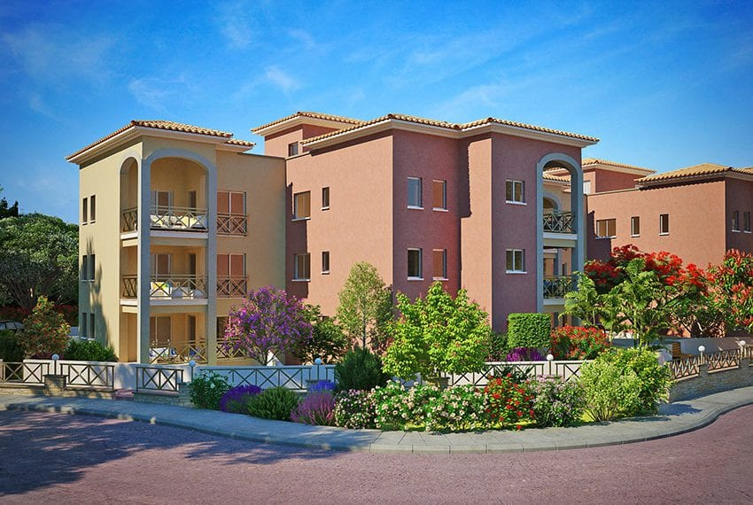 Deluxe 3 bedroom apartment for sale Paphos