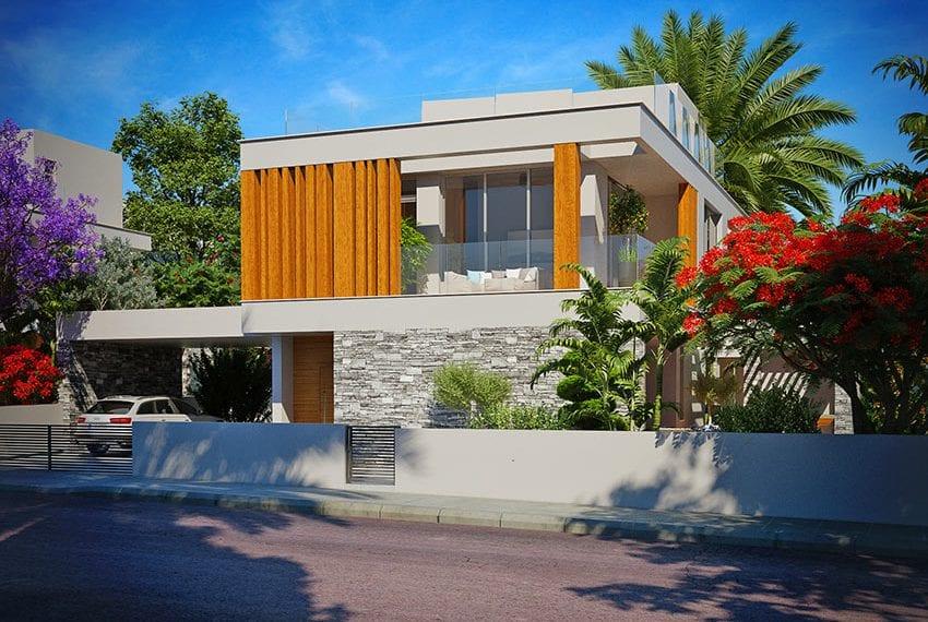 Luxury 4 bedroom villas for sale in Kato Paphos