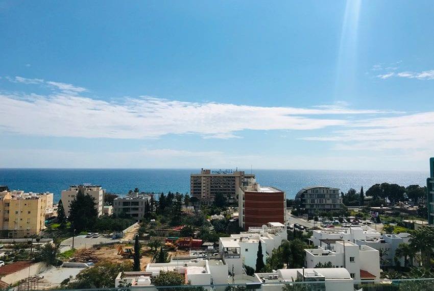 Luxury apartments for sale near sandy beach Limassol