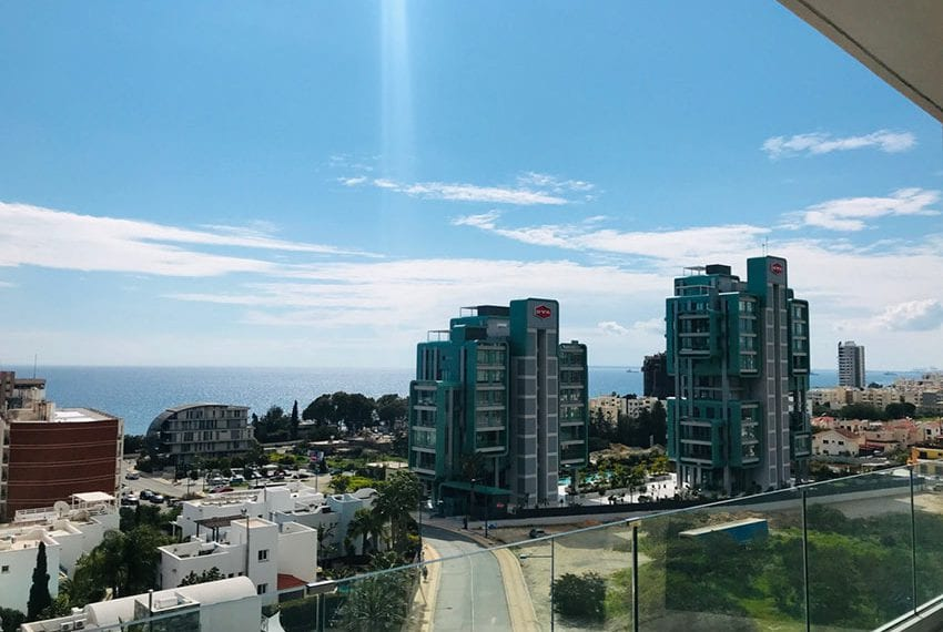 Luxury apartments for sale near sandy beach Limassol