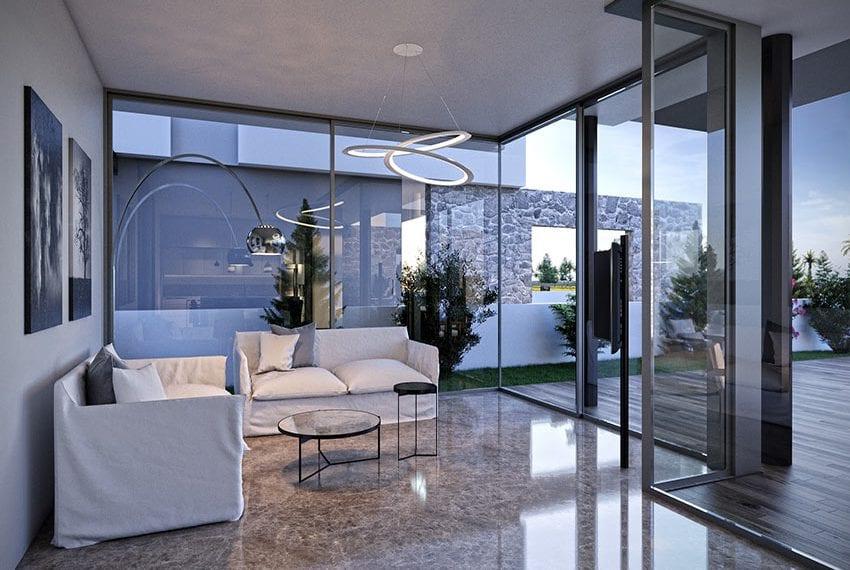 Luxury beach front villas for sale Ayia Napa