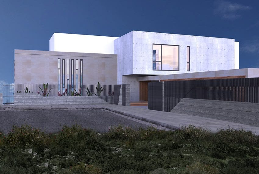 Superior villa for sale with fantastic views Peyia