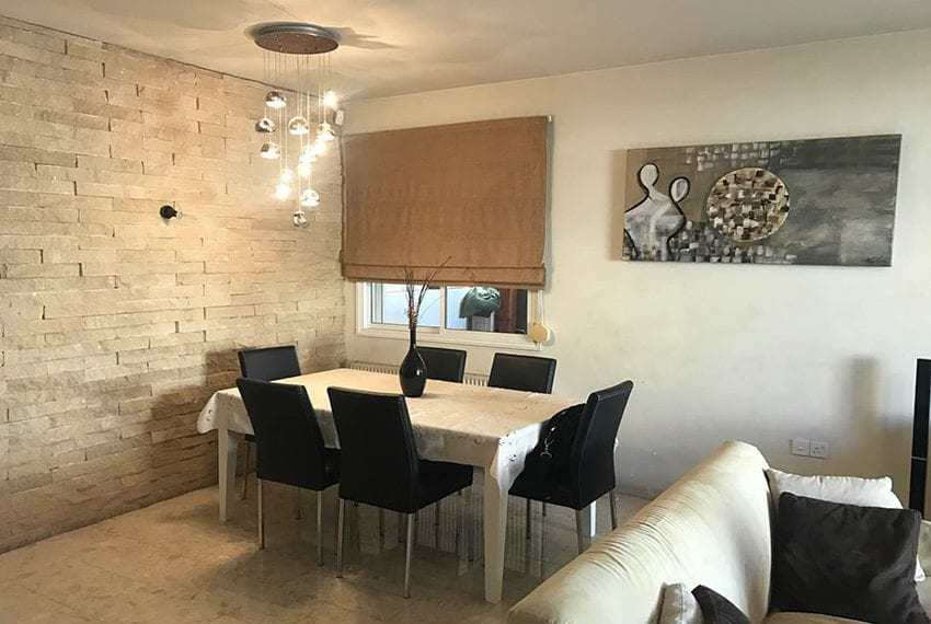 Semi detached house for sale in Limassol Germasogeia