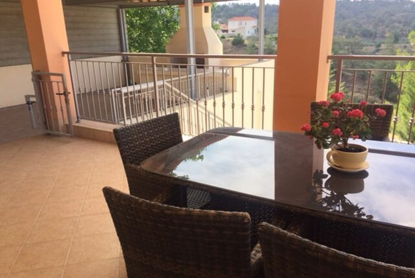 4 bedroom house for sale in Kapedes village, Nicosia