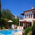 Stunning 3 bedroom villa for rent Aphrodite hills