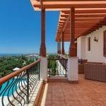 Elite 4 bedroom villa for rent at Aphrodite hills Cyprus
