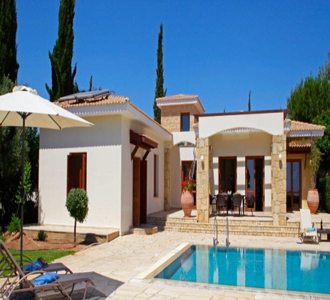 3 bedroom villa with private pool Aphrodite Hills