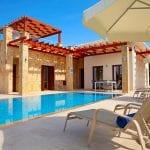 Aphrodite hills rentals villas with private pool