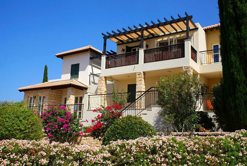 Spacious apartment for rent at Aphrodite Hills