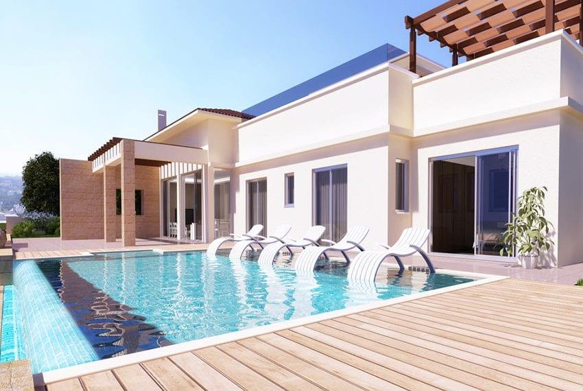 Luxury beach villas for sale in Cyprus