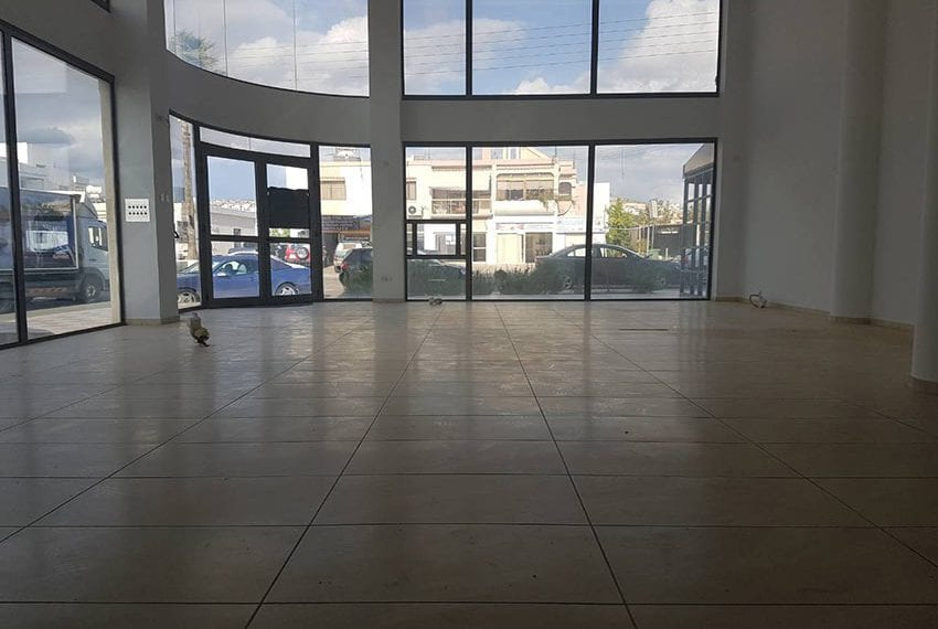 Offices and shops for rent in Paphos