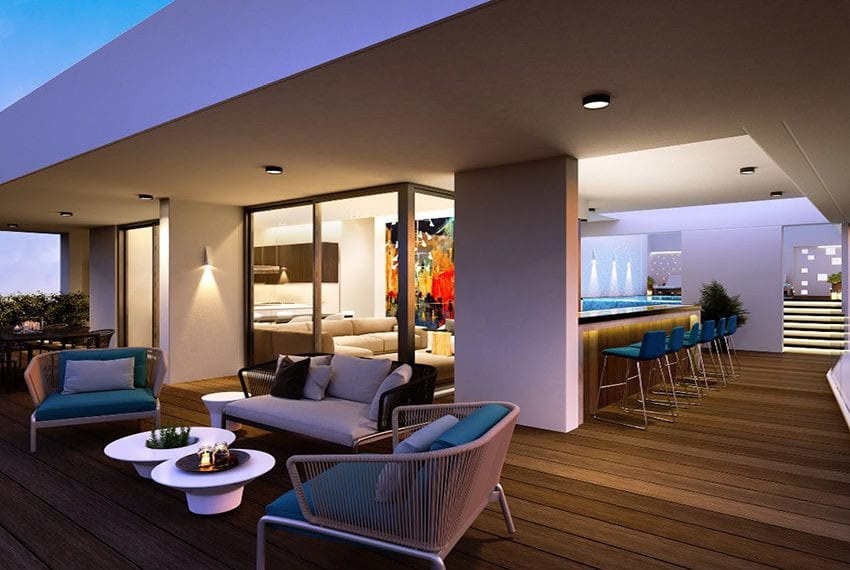 Luxury apartments in Limassol 5 min from beach