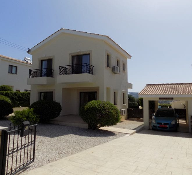 Villa with private pool for sale Secret Valley Cyprus