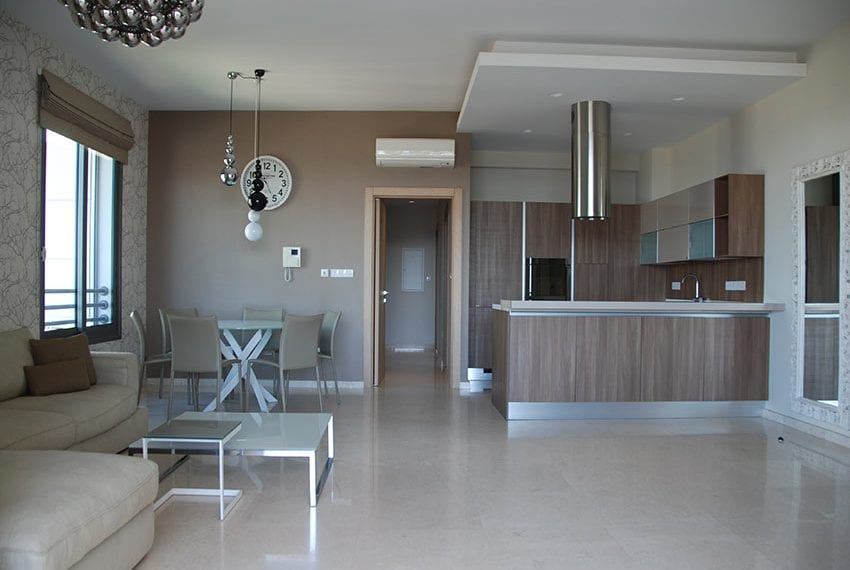 Resale 3 bed apartment near beach in Limassol