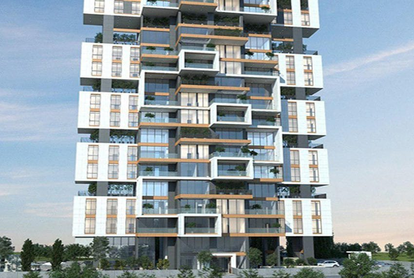 Luxury sea front apartments for sale Limassol