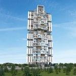 Luxury modern 3 bed flats near beach in Limassol