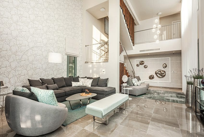 Luxury villas for sale with private pool Limassol