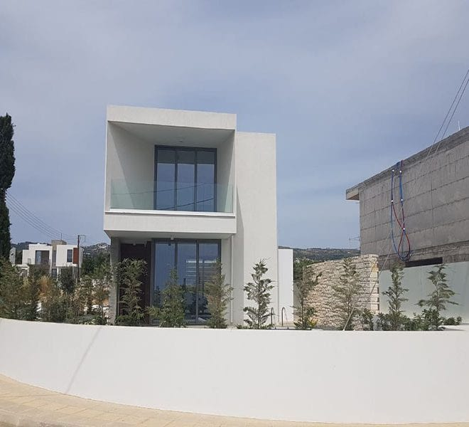 Modern villa for sale with private pool Emba, Paphos