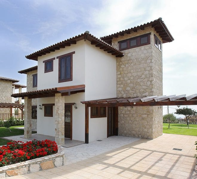 Stylish 3 bedroom villa for sale in Souni, Limassol