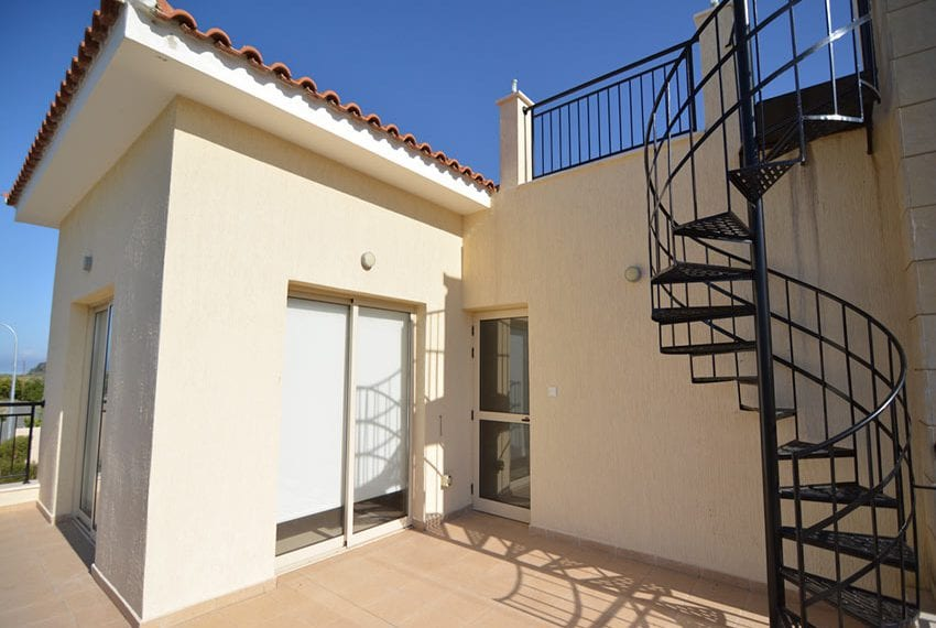 Modern 3 bed villas for sale in Polis, Cyprus