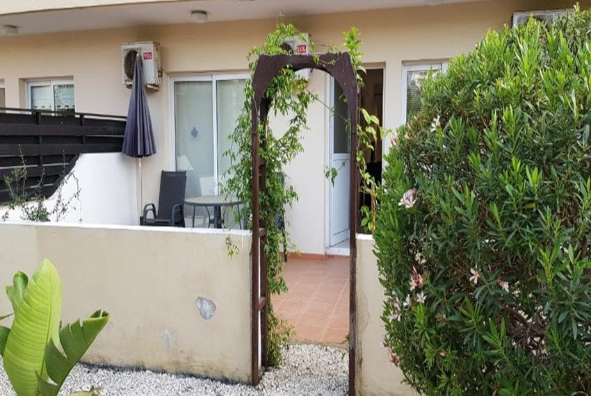 Kings Sunset Paphos ground floor apartment for sale